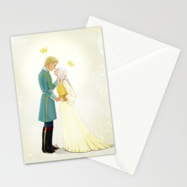 Nikolai and Alina Stationery Cards