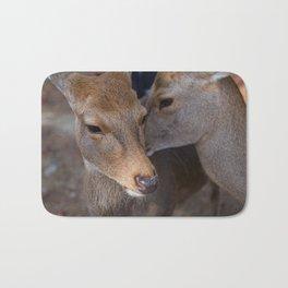 Deer Secrets Bath Mat