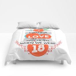 18 Comforters