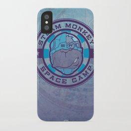 SPACE CAMP iPhone Case
