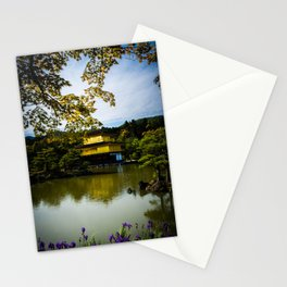 The Golden Pavilion Stationery Cards