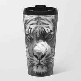 The eye of the tiger II (vintage) Travel Mug