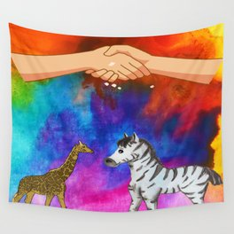 reconciliation Wall Tapestry