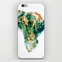 african iPhone & iPod Skins featuring African Wildlife by RIZA PEKER