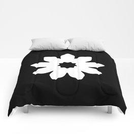 Vector Flower Comforters