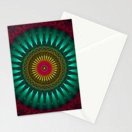 Gothic Mandala Stationery Cards