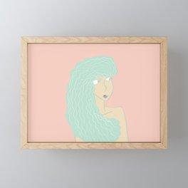 Gal Framed Mini Art Print