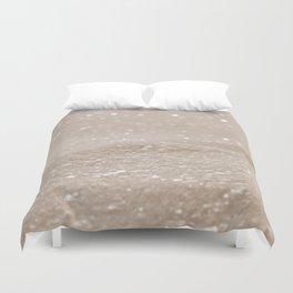 Shimmering Sands Duvet Cover