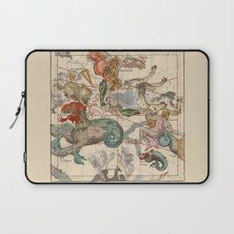 Constellations Andromeda, Pegasus, Cetus and Aries Laptop Sleeve