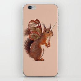 EINHOERNCHEN iPhone Skin