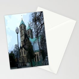 Beautiful Church Stationery Cards
