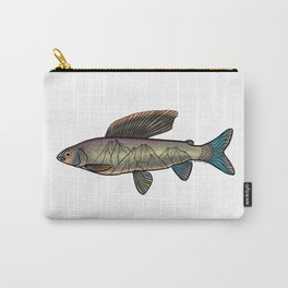 Arctic Grayling Carry-All Pouch