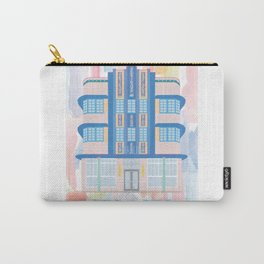 Miami Landmarks - Marlin Carry-All Pouch