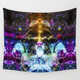 The Center Of Imagination Wall Tapestry