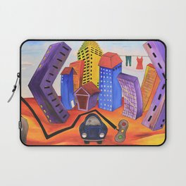 Don't Forget the Wash Laptop Sleeve