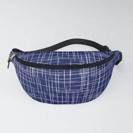 Brooklyn Urban Nautical Fanny Pack