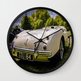 1955 Austin Healey Wall Clock