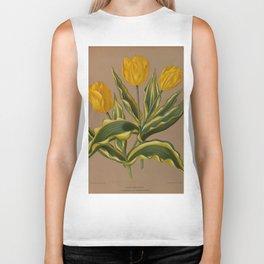 Arendsen, Arentine H. (1836-1915) - Haarlem's Flora 1872 - Single Early Tulips 6 Biker Tank