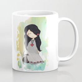 LADY CAT Coffee Mug