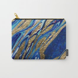 Acrylic Flow Art Carry-All Pouch