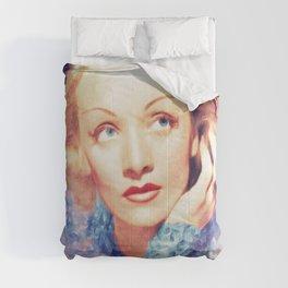 Marlene Dietrich, Movie Legend Comforters