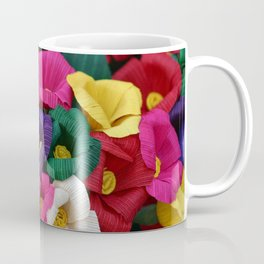 mexican flowers Coffee Mug