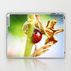 The Shy Ladybug Laptop & iPad Skin