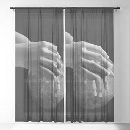 Rise Sheer Curtain