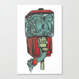 Your Prize Canvas Print
