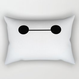 Baymax Style  Rectangular Pillow