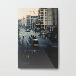 Big City Dreams 4 Metal Print