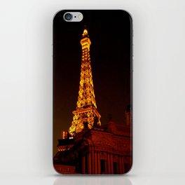 Paris le Vegas iPhone Skin