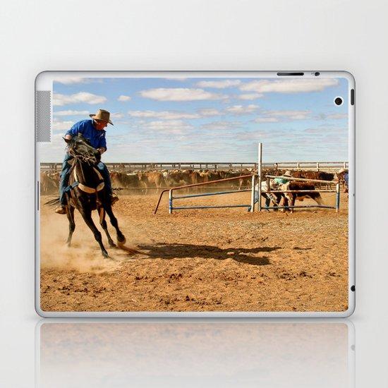 Stand Up Laptop & iPad Skin