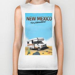 New Mexico - For Adventure Biker Tank