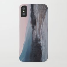Frozen morning iPhone X Slim Case