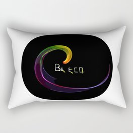 Be eco Rectangular Pillow