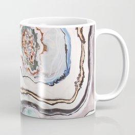 Geode Agate Stone - Nature Coffee Mug