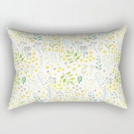 dandelion art Rectangular Pillow