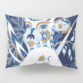 My Finland Pillow Sham