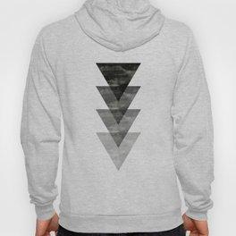 Geometric / Triangle Art Hoody