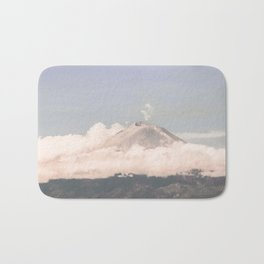 Breathe on high Bath Mat