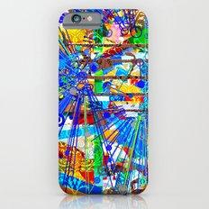 Shy Heather (Goldberg Variations #19) Slim Case iPhone 6s
