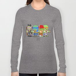 Wittle TMNT Long Sleeve T-shirt