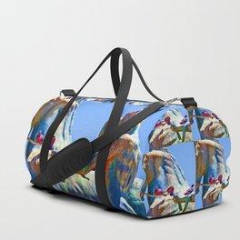 Art by Birdies Duffle Bag