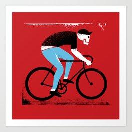 Ride or Die No. 1 Art Print