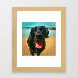 ANGUS Framed Art Print