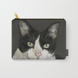 Cat Eightball Carry-All Pouch