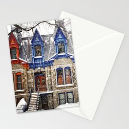 The Enchanting Winter Stationery Cards