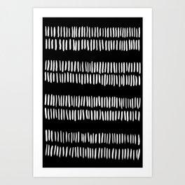 Ned IV Art Print