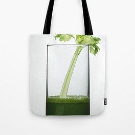 Green juice Tote Bag